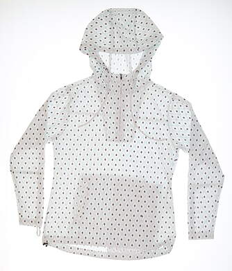 New Womens Peter Millar Golf Wind Jacket X-Small XS Multi MSRP $121 LS15ZEZ22C