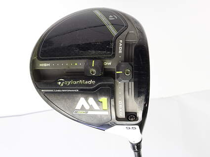 Tour Issue TaylorMade M1 Driver 9.5* Fujikura Speeder Platinum 4x Graphite X-Stiff Flex Right Handed 45 in