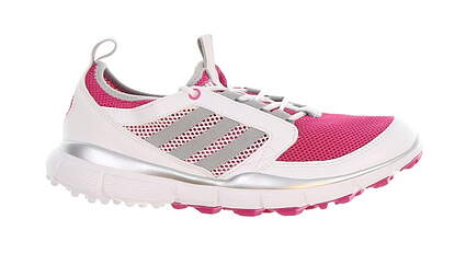 New Womens Golf Shoe Adidas Adistar ClimaCool 7.5 White MSRP $130