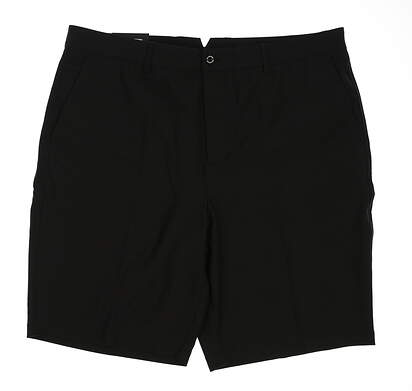 New Mens Dunning Golf Shorts Size 42 Black MSRP $90 D7S13H055
