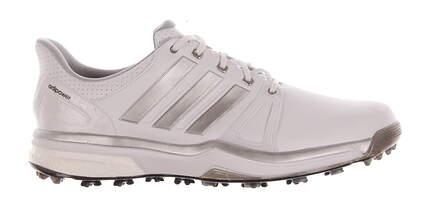 New Mens Golf Shoe Adidas Adipower Boost 2 Medium 8.5 White MSRP $150