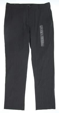 New Mens MATTE GREY Traveler Fit101 Golf Pants Size 36 Gray MSRP $100 154105