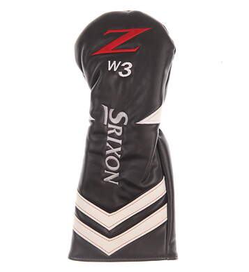 Srixon Z 765 3 Fairway Wood Headcover Black/Red/White