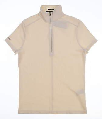 New Womens Ralph Lauren Golf Polo Small S White MSRP $90 281607723001