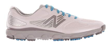 New Womens Golf Shoe New Balance 1001 Medium 7.5 White MSRP $90