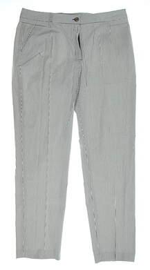 New Womens EP Pro Golf Pants Size 12 Multi MSRP $99 9931EC