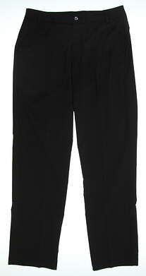 New Mens Puma Golf Pants 32x32 Black MSRP $90 571429