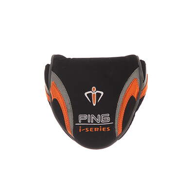 Ping i-Series Craz-E Mallet Putter Headcover Orange/Black