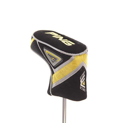 Ping iWi Anser Blade Putter Headcover Yellow/Black
