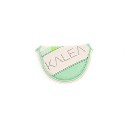 TaylorMade Ladies Kalea Mallet Putter Headcover White/Mint Green