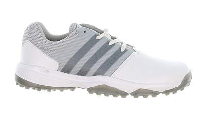 New Mens Golf Shoe Adidas 360 Traxion Medium 9.5 White MSRP $80