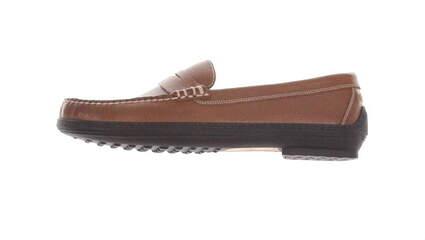 New Mens Golf Shoe Peter Millar Loafer 9 Black MSRP $245