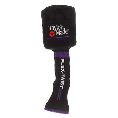 TaylorMade Flex Twist Fairway Wood Headcover Black/Purple/White