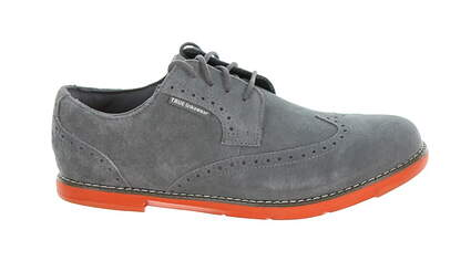 New Womens Golf Shoe True Linkswear TRUE Dame Leather 9 Gray MSRP $120