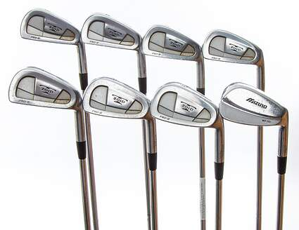 Mizuno T-Zoid Pro II Forged Iron Set Combo 5-9 MP-33 PW True Temper Dynamic Gold S300 Steel Stiff Right Handed 38.25 in