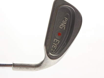 Ping Eye 2 Single Iron 3 Iron Stock Steel Shaft Steel Stiff Right Handed Red dot 39 in