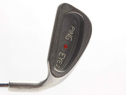 Ping Eye 2 Single Iron 4 Iron Stock Steel Shaft Steel Stiff Right Handed Red dot 38.5 in