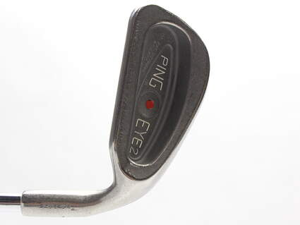 Ping Eye 2 Single Iron 8 Iron Stock Steel Shaft Steel Stiff Right Handed 36.75 in