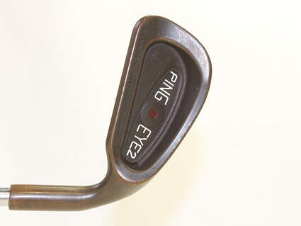 Ping Eye 2 + Beryllium Copper Single Iron 3 Iron Rifle 6.5 Steel X-Stiff Right Handed Red dot 39.25 in