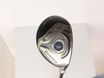 TaylorMade Jetspeed Hybrid 3 Hybrid 19* TM Matrix VeloxT 75 Graphite Stiff Right Handed 41.25 in