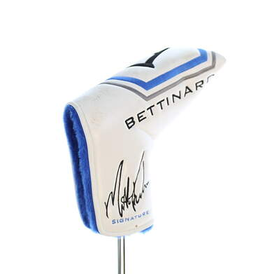 Bettinardi Kuchar Series Model 1 Putter Headcover White/Blue