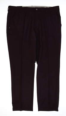 New Mens Adidas Ultimate Golf Pants 38x30 Purple MSRP $90 BC7289