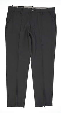 New Mens Adidas Golf Pants 35x30 Gray MSRP $90 BC5314