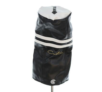 Cleveland Classic Custom Driver Headcover Gold/Black/White
