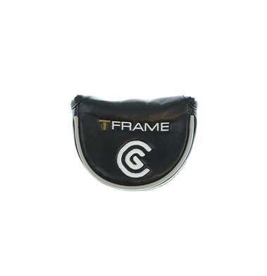 Cleveland T-Frame Mallet Putter Headcover Gold/Black/White