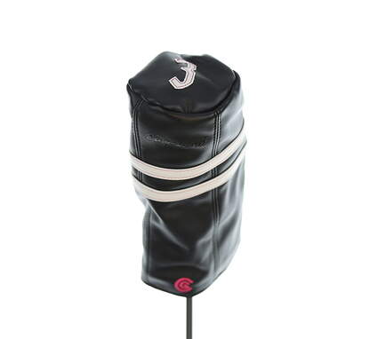 Cleveland Classic Ladies 3 Fairway Wood Headcover Pink/Black/White