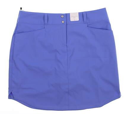 New Womens Adidas Golf Skort Size 6 Purple MSRP $70 AE8942