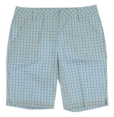 New Womens Puma Golf Shorts Size 8 Blue MSRP  65 570553 dc1ccbb462