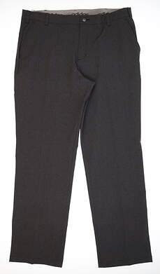 New Mens Adidas Golf Pants 38x32 Gray MSRP $90 AE9246