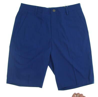 New Mens Puma Golf Shorts Size 32 Blue MSRP $65 572324