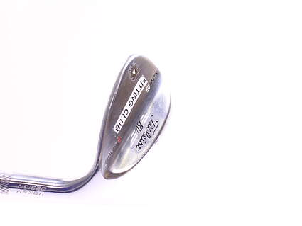 Titleist Vokey SM6 Tour Chrome Wedge Sand SW 54* 10 Deg Bounce S Grind SM6 BV Steel Wedge Flex Right Handed 35 in