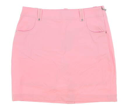 New Womens Ralph Lauren Golf Skort Size 8 Pink MSRP $125