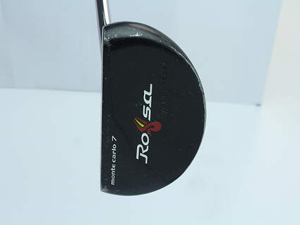 TaylorMade Rossa Monte Carlo 7 RSi Putter Steel Right Handed 35 in