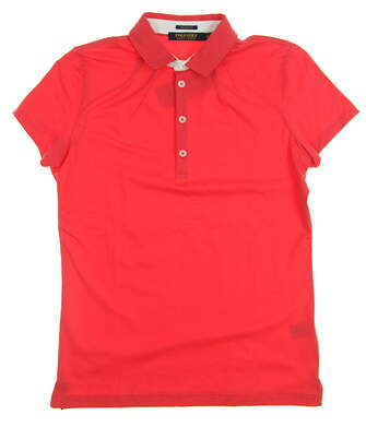 New Womens Ralph Lauren Golf Polo X-Small XS Red MSRP $90 281650283001