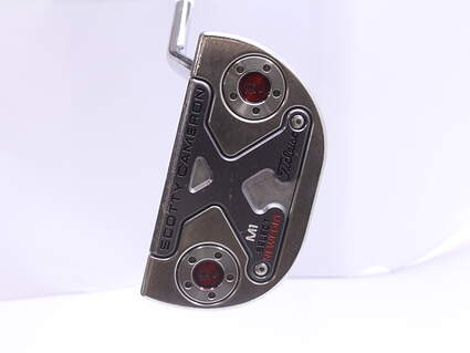 Titleist Scotty Cameron 2016 Select Newport M1 Mallet Putter Steel Right Handed 34 in