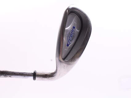 Callaway X-14 Single Iron 9 Iron Callaway Stock Steel Steel Uniflex Right Handed 37.5 in