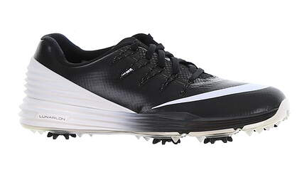 New Womens Golf Shoe Nike Lunar Control 4 8.5 Black/White MSRP $170