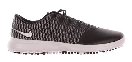 New Womens Golf Shoe Nike Lunar Empress 2 7 Black MSRP $120