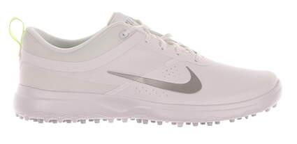New Womens Golf Shoe Nike Akamai 9 White MSRP $75