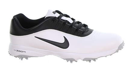 New Mens Golf Shoe Nike Air Rival 5 9 White/Black MSRP $100