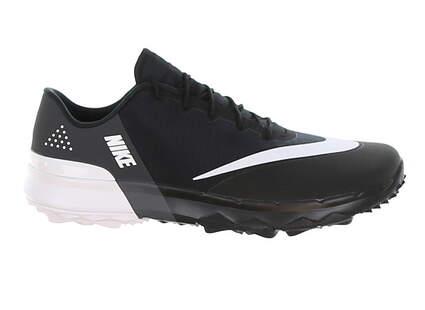 New Mens Golf Shoe Nike FI Flex 9.5 Black MSRP $100
