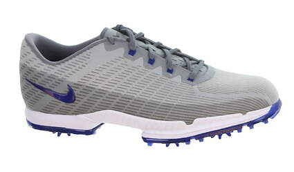 New Mens Golf Shoe Nike Zoom Air Attack FW 13 Gray MSRP $165