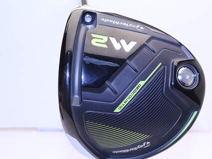 Mint TaylorMade M2 Driver 12  Matrix MFS5 55X5 White Tie Graphite Regular  Right Handed 46 44ba29c1f734