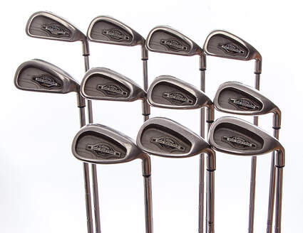 Callaway X-12 Pro Series Iron Set 2-LW Dynamic Gold Sensicore S300 Steel Stiff Right Handed 38 in