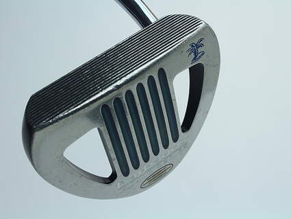 Guerin Rife Barbados Black Putter Steel Right Handed 35 in