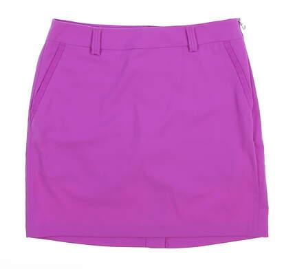 New Womens Ralph Lauren Golf Skort Size 2 Purple MSRP $125
